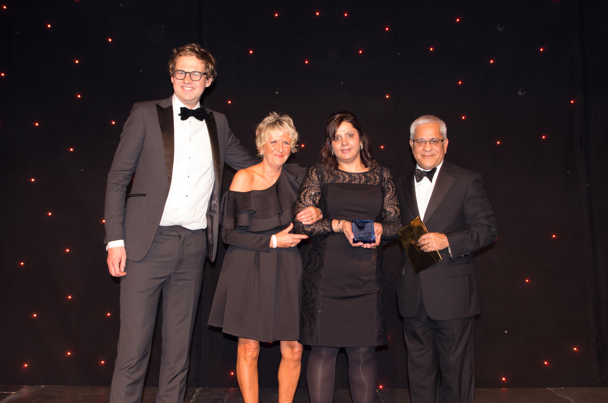 Pam Malhi wins Housing Professional of the Year