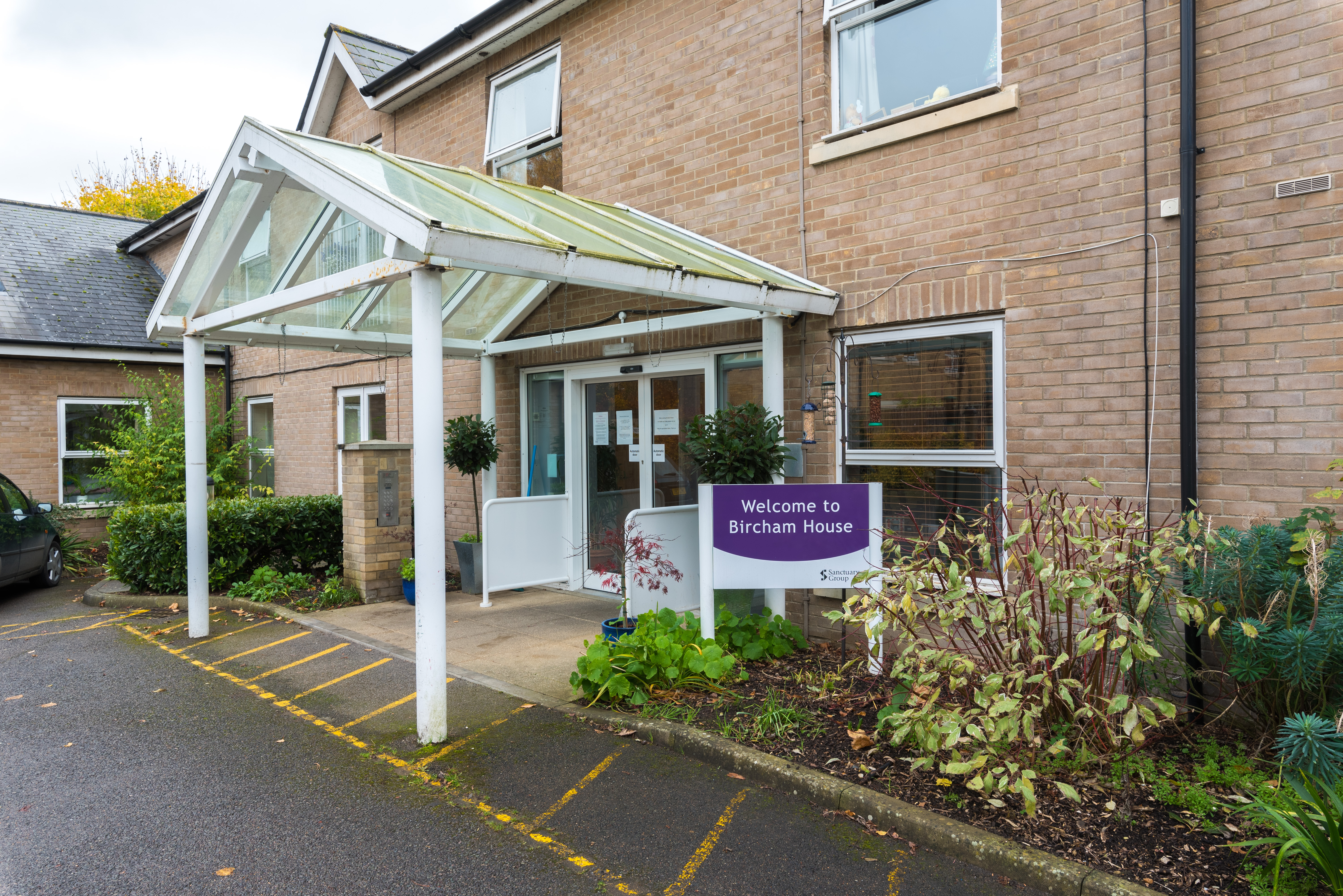 Bircham House is an Axiom care scheme which has just improved on the latest CQC report.