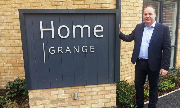 Simon Dillon, Project Manager for Home Grange