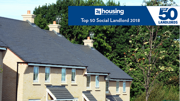 Top 50 Social Landlord 2018