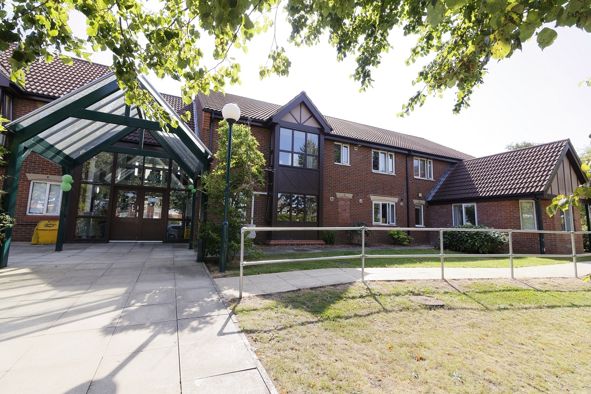 Cranwell Court, specialist dementia care home in Grimsby