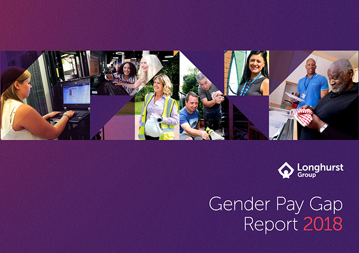Longhurst Group's Gender Pay Gap report 2018