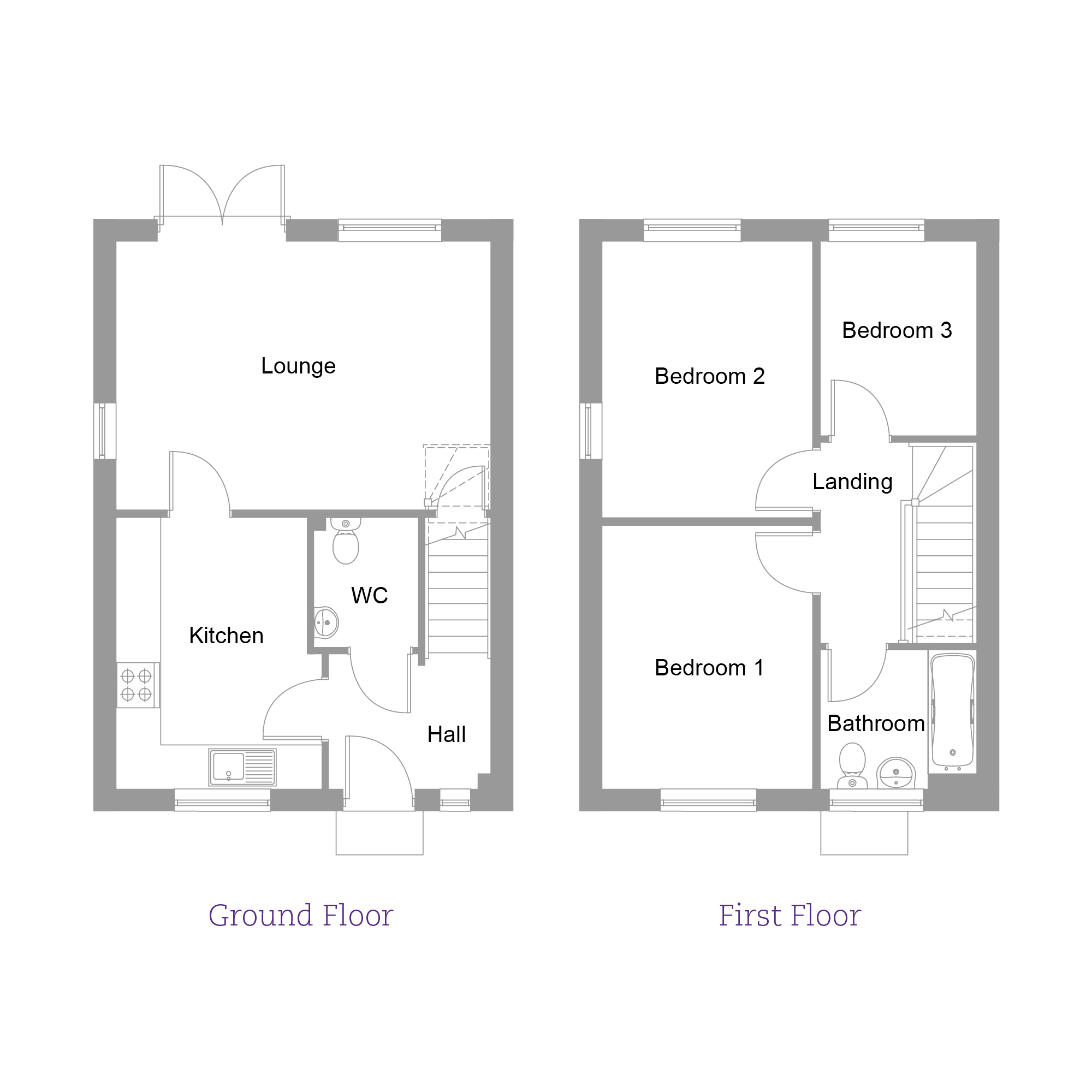Sudbrooke Floor Plan